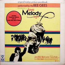 Melody 声带 (Various Artists, The Bee Gees, Richard Hewson) - CD封面