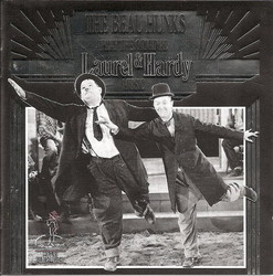 Laurel and Hardy Soundtrack (Various Artists, Marvin Hatley, Leroy Shield) - CD cover