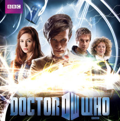 Doctor Who: Additional Cues & Themes 声带 (Murray Gold) - CD封面