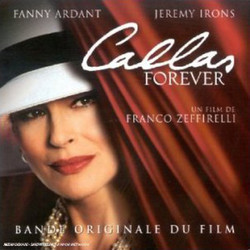 Callas Forever Soundtrack (Various Artists, Alessio Vlad) - Carátula