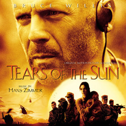 Tears of the Sun Soundtrack (Hans Zimmer) - CD cover
