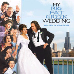 My Big Fat Greek Wedding Soundtrack (Various Artists, Alexander Janko, Chris Wilson) - Car�tula