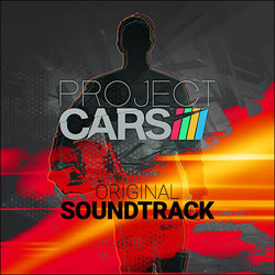 Project Cars Soundtrack (Stephen Baysted) - CD cover