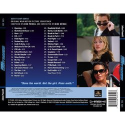 Agent Cody Banks Soundtrack (John Powell) - CD Trasero