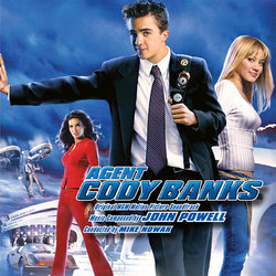 Agent Cody Banks Soundtrack (John Powell) - Carátula