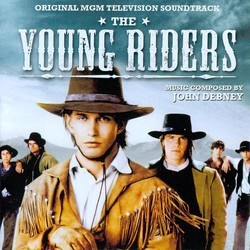 The Young Riders Soundtrack (John Debney) - Carátula