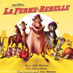 La Ferme se Rebelle 声带 (Various Artists, Alan Menken, Glenn Slater) - CD封面
