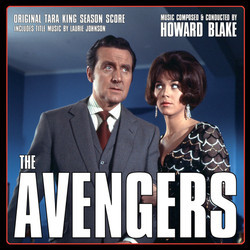 The Avengers Soundtrack (Howard Blake, Laurie Johnson) - Car�tula