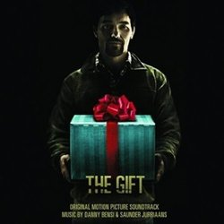 The Gift Colonna sonora (Danny Bensi, Saunder Jurriaans) - Copertina del CD
