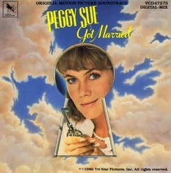 Peggy Sue Got Married Soundtrack (John Barry) - CD cover