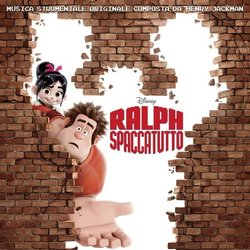 Ralph Spaccatutto Bande Originale (Various Artists, Henry Jackman) - Pochettes de CD