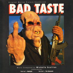Bad Taste Soundtrack (Various Artists) - Carátula