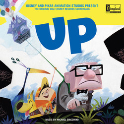 Up Soundtrack (Michael Giacchino) - Carátula