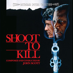 Shoot to Kill Soundtrack (John Scott) - CD cover