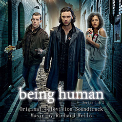 Being Human Soundtrack (Richard Wells) - Carátula