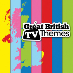 Great British TV Themes Soundtrack (Various Artists) - Car�tula