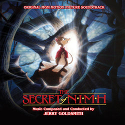 The Secret of NIMH Soundtrack (Jerry Goldsmith) - CD cover