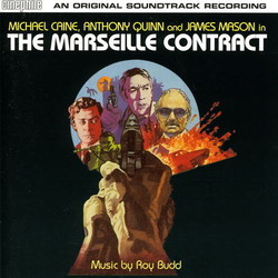 The Marseille Contract Bande Originale (Roy Budd) - Pochettes de CD