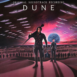 Dune Soundtrack ( Toto) - CD cover