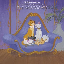 The AristoCats Soundtrack (Various Artists) - CD cover