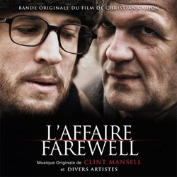 L'Affaire Farewell Bande Originale (Clint Mansell) - Pochettes de CD