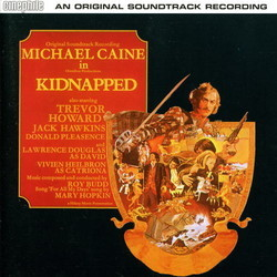 Kidnapped Soundtrack (Roy Budd) - CD cover