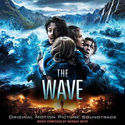 The Wave Soundtrack (Magnus Beite) - Carátula