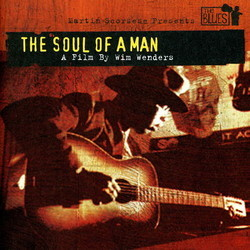 The Soul of a Man Soundtrack (Various Artists) - Car�tula
