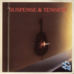 Suspense & Tension Soundtrack (Dick Bakker) - CD-Cover