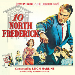 The House on Telegraph Hill / Ten North Frederick Soundtrack (Leigh Harline, Sol Kaplan) - Car�tula