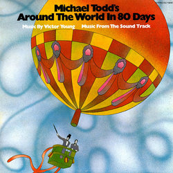 Around The World in 80 Days Soundtrack (Victor Young) - CD cover