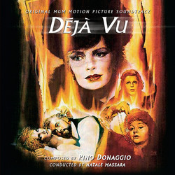 D�j� Vu Soundtrack (Pino Donaggio) - CD cover