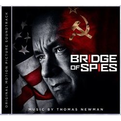 Bridge of Spies Soundtrack (Thomas Newman) - CD cover