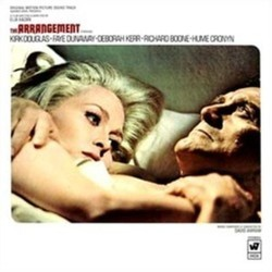 The Arrangement Soundtrack (David Amram) - CD cover