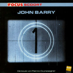Focus Scoort: John Barry Soundtrack (John Barry) - CD cover