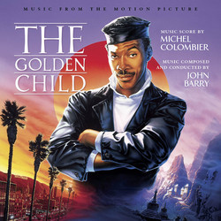 The Golden Child Soundtrack (Various Artists, John Barry, Michel Colombier) - Car�tula
