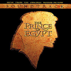 The Prince of Egypt Soundtrack (Various Artists, Hans Zimmer) - Car�tula