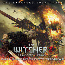 The Witcher 2: Assassins of Kings Soundtrack (Adam Skorupa, Krzysztof Wierzynkiewicz) - Car�tula