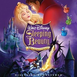 Sleeping Beauty Soundtrack (Tom Adair, George Bruns, Sammy Fain, Winston Hibler, Jack Lawrance, Erdman H. Penner, Ted Sears, P.I. Tchaikovski) - Carátula
