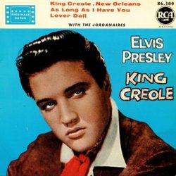 75c51191d4b Film Music Site - King Creole Soundtrack (Elvis Presley