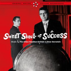 Sweet Smell of Success Bande Originale (Elmer Bernstein, Chico Hamilton) - Pochettes de CD