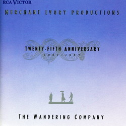 Merchant Ivory Productions Twenty-Fifth Anniversary 1962 - 1987 Soundtrack (Various Artists) - Carátula