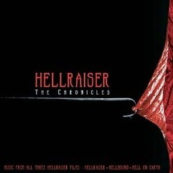 Hellraiser: The Chronicles Soundtrack (Randy Miller, Christopher Young) - Carátula