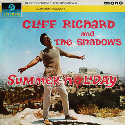 Summer Holiday Soundtrack (Stanley Black, Cliff Richard) - CD-Cover