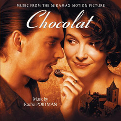 Chocolat Soundtrack (Rachel Portman) - CD cover