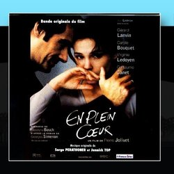En Plein Coeur Soundtrack (Serge Perathoner, Jannick Top) - CD cover