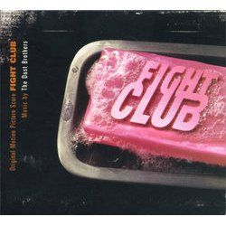 Fight Club Soundtrack  ( Dust Brothers) - CD cover