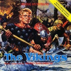 The Vikings / Solomon and Sheba Soundtrack (Mario Nascimbene, Andr� Previn) - Car�tula
