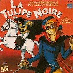 La Tulipe Noire Soundtrack (Various Artists, Charles Level, Claude Lombard) - CD cover