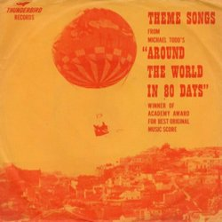 Theme Songs from Michael Todd's Around The World In 80 Days 聲帶 (Victor Young) - CD封面